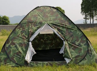 coleman waterproof tent