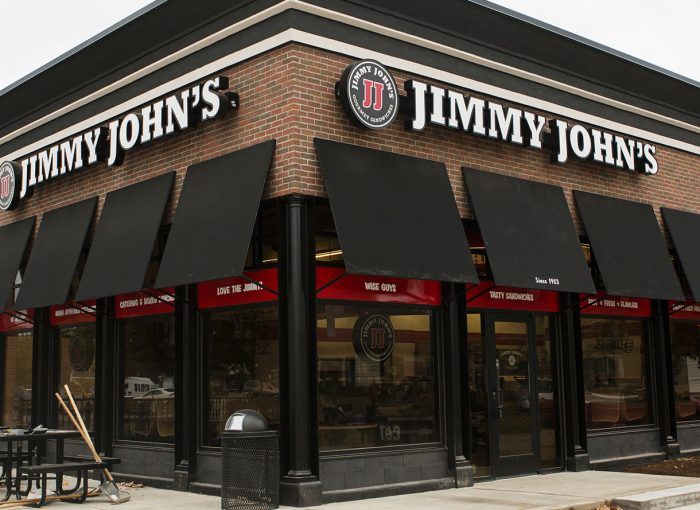 jimmy johns military discount