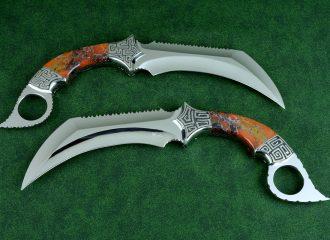 Karambit knives for emergency