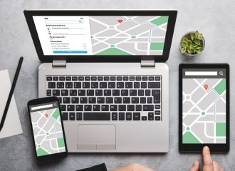 Location-tracker-on-devices